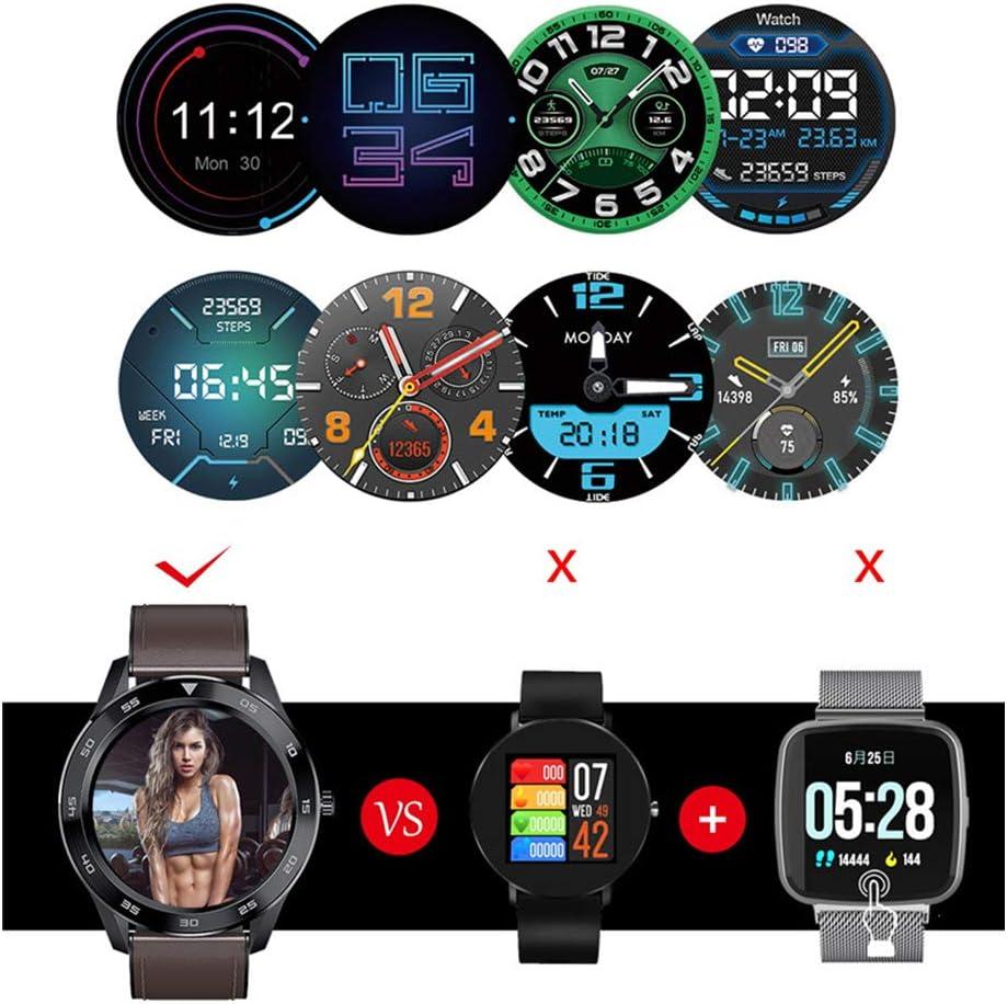 DT98 Smart Watch Men ECG + PPG HRV Heart Rate Monitor Cronómetro ...