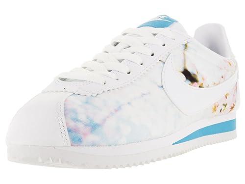 brand new b1d53 c8dc6 Nike Donna W Classic Cortez Cherry BLS Scarpe Sportive Bianco Size  36 1 2   Amazon.it  Scarpe e borse