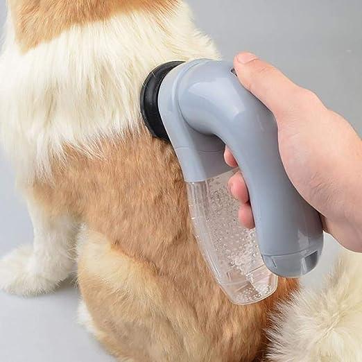 Besthuer Aspirador eléctrico para Mascotas, con Ventosa ...
