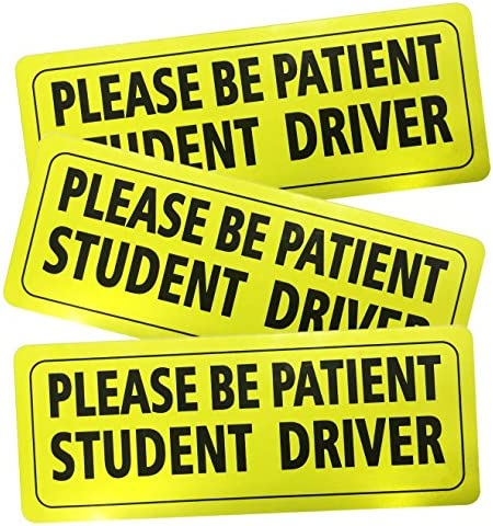 <span style=''>[해외]Yacoto 3 Pack Student Driver Stickers Magnet C..</span>