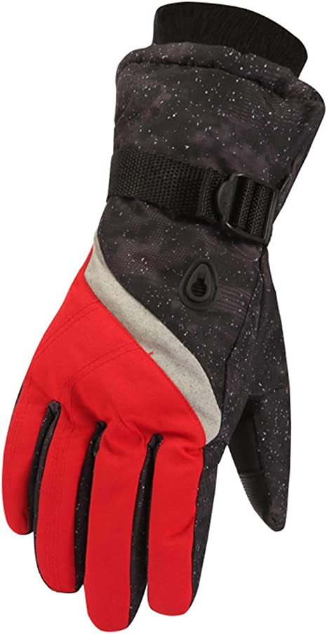 Blisfille Guantes Ciclismo Mujer Invierno Guantes para Bicicleta ...