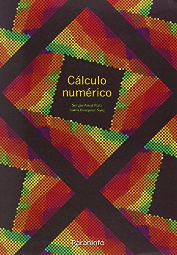 Descargar Libro Cálculo Numérico ) Sergio Amat Plata