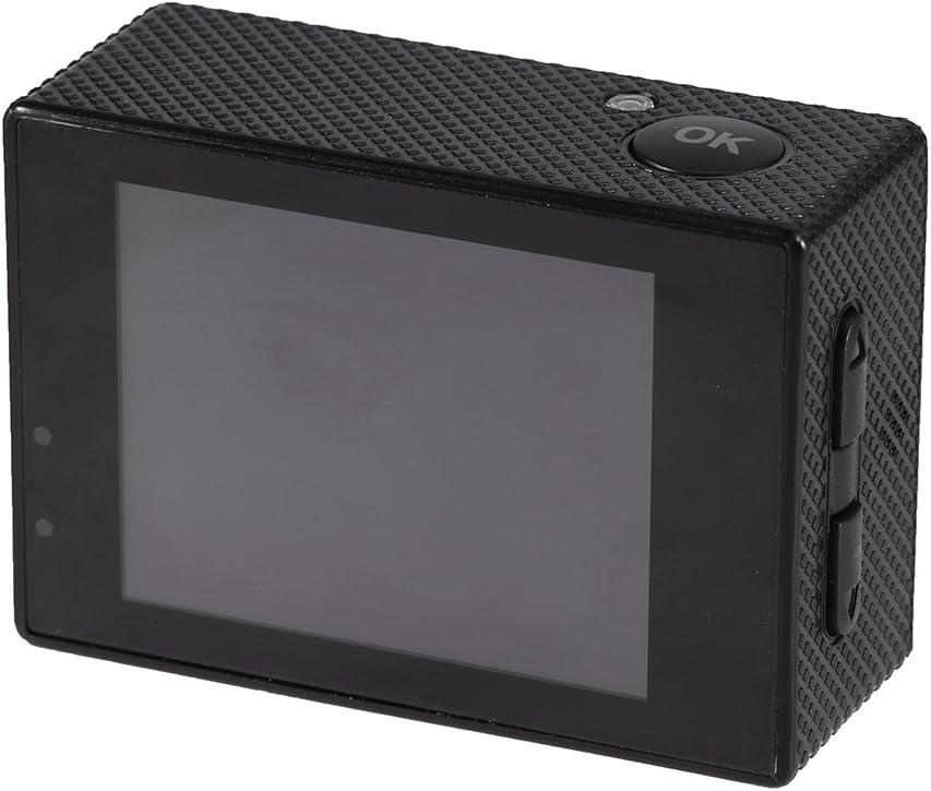 Outdoor 1080P DV-Sport-Kamera-30-Meter-2-Zoll-HD-Bildschirm mit wasserdichtem Geh/äuse und Fahrradhalterung usw. Acogedor Wasserdichte Mini-Action-Kamera