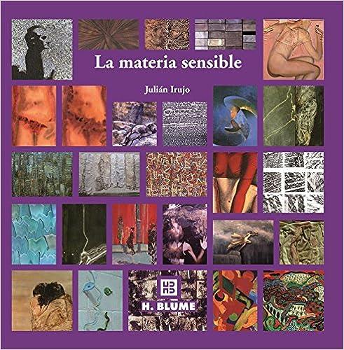La materia sensible the sensitive matter tecnicas experimentales de pintura experimental painting tec