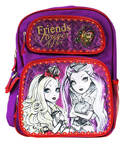 Full Purple After Heart Backpack