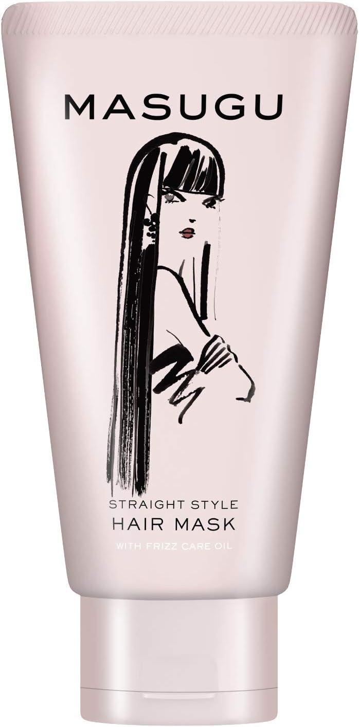 【実証】「MASUGU(まっすぐ)ストレートスタイル ヘアマスク」を美容師が実際に使った評価レビュー