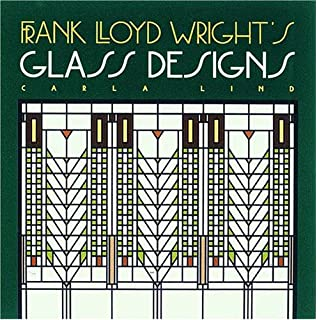 frank lloyd glass designs wright at a glance