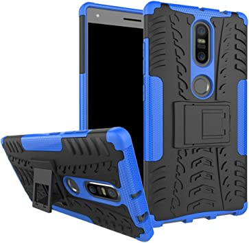 pinlu® Funda para Lenovo Phab 2 Plus Smartphone Doble Capa Híbrida ...