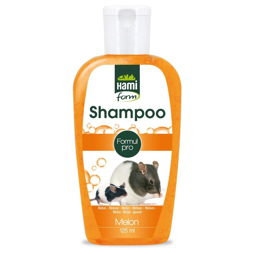 Shampoing pour Rat et Souris, Parfum melon, 125ml - HAMIFORM Hami Form Pets-PTD-3302