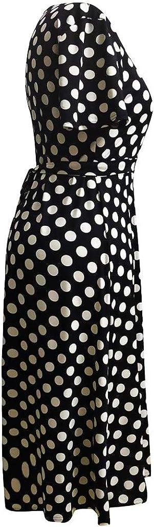 Robes de Vintage 40s 50s Swing Rockabilly Femmes R/étro Grande Taille Cocktail Courte Manche Col en V Robe De Soir/ée echo4745