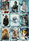 #6: STAR WARS EMPIRE STRIKES BACK 2 1980 TOPPS COMPLETE BASE CARD OF 132