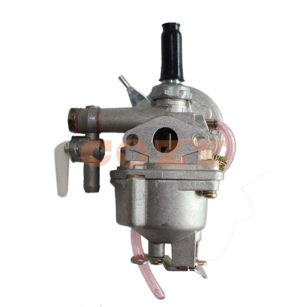 Generic Carburateur pour d/ébroussailleuse Kawasaki TD33 TD40 TD43 TD48 CG400 2 Remplace pi/èce 15001.2525