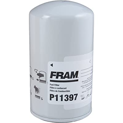 FRAM P11397 HD Fuel Filter: Automotive