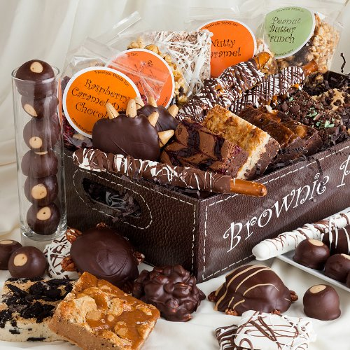 Brownie Points Ultimate Chocolate Encounter Basket