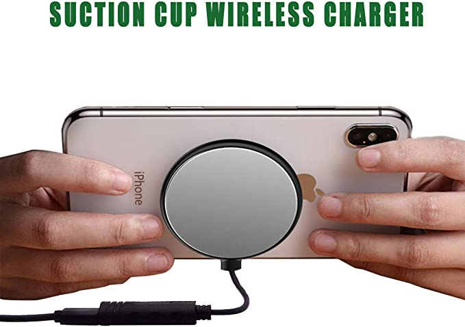 amazon sucction wireless charger