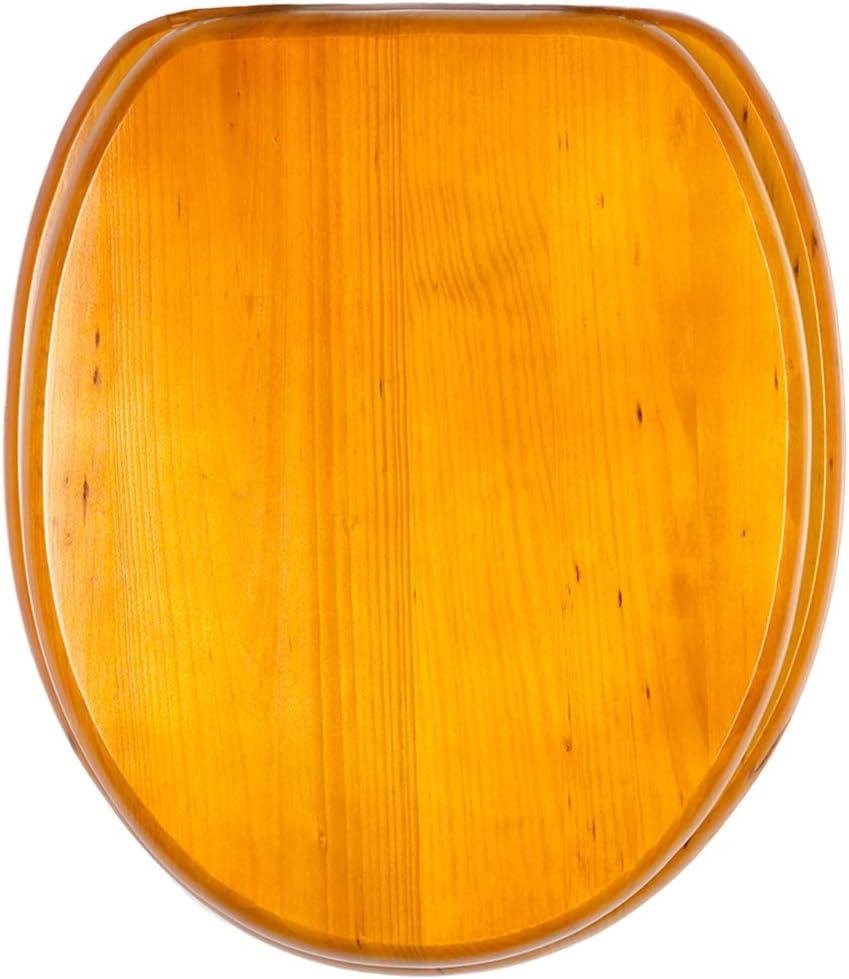 Sedile WC con chiusura ammortizzata grande scelta di belli sedili WC da legno robusto e di alta qualit/à Oceano