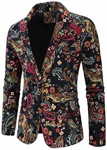 2dd654d9c Shopping 1 Star & Up - Multi - Jackets & Coats - Men - Novelty ...