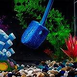 SLSON Aquarium Algae Scraper Double Sided Sponge