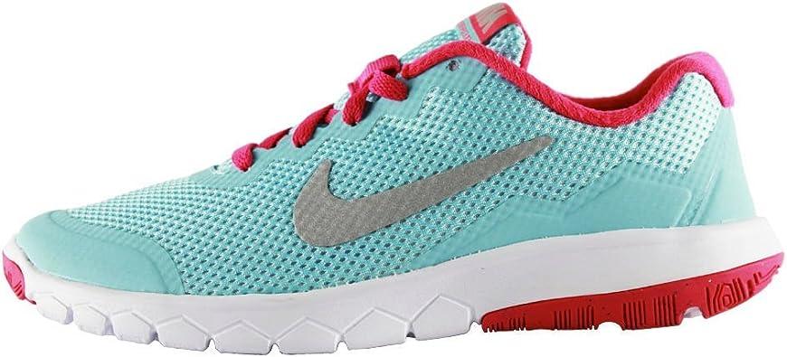 Nike niños KD Vulc (GS) Zapatilla de Deporte-Cool Gris/atómica Mango-6: Amazon.es: Zapatos y complementos