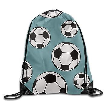 Etryrt Mochila de Cuerda,Bolsas de Gimnasia, Soccer Ball ...