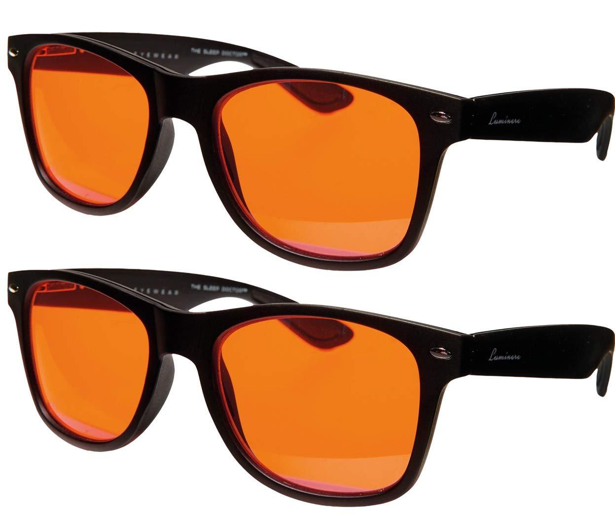 c276fb9241f Sleep Doctor Luminere Blue Light Blocking Glasses + Sunglasses product image