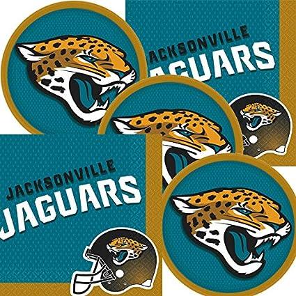 Amazon Com Jacksonville Jaguars Nfl Football Team Logo Plates And