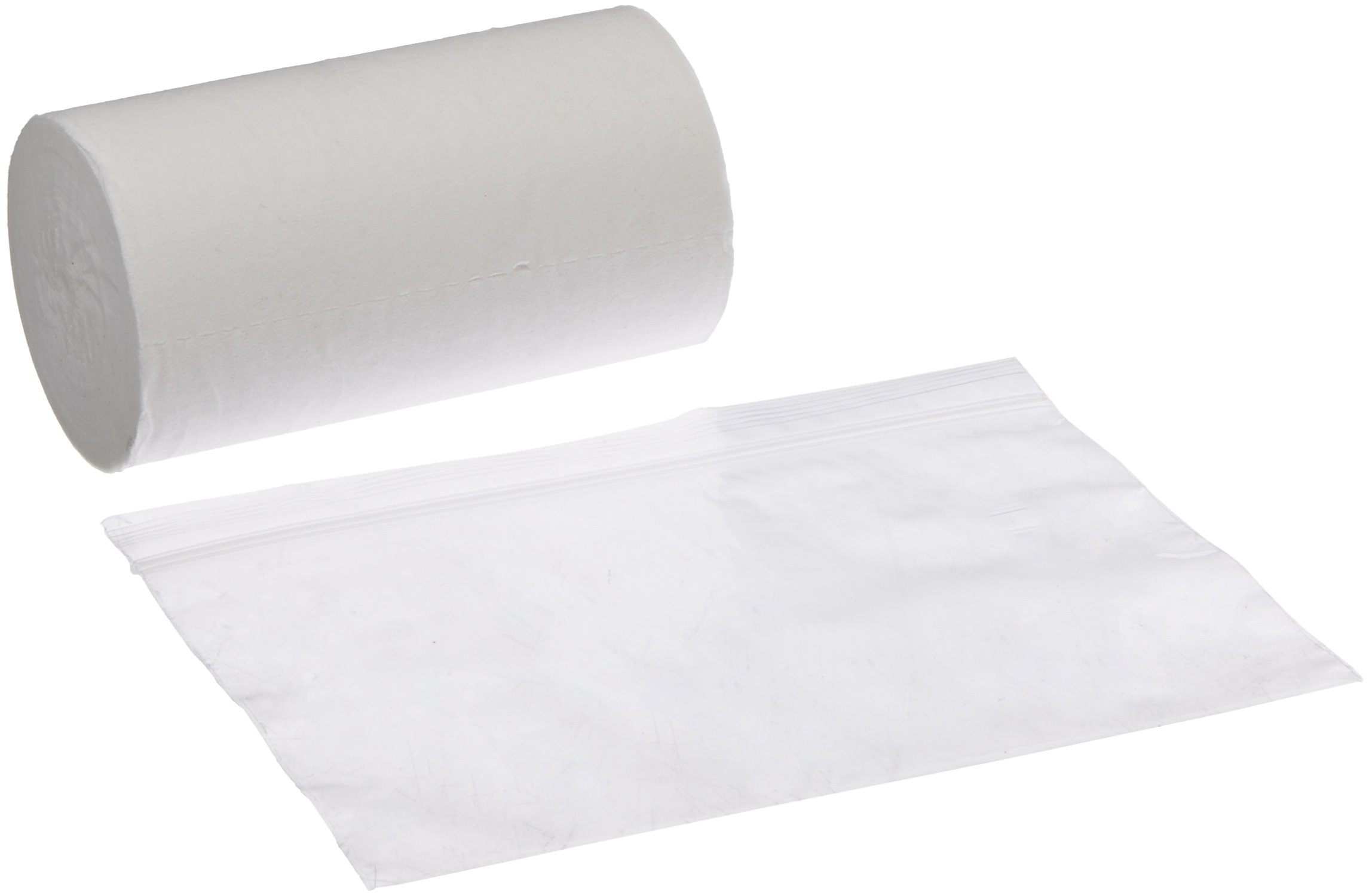 2 Ply Tissue-On-The-Go Coreless Toilet Paper Roll (Pack of 6 Rolls, 225 Sheets per Roll)