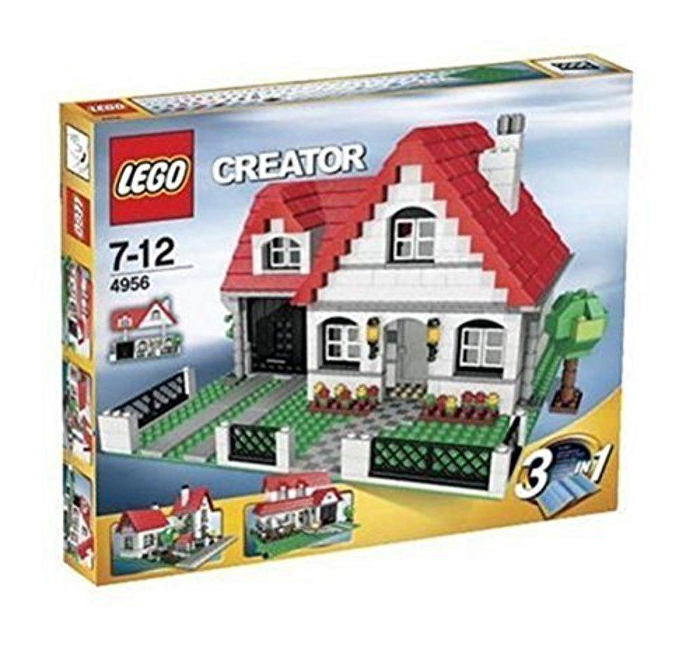 LEGO Creator 4956 - Haus: Amazon.de: Spielzeug
