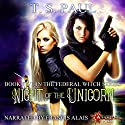 Night of the Unicorn: The Federal Witch, Book 5 Hörbuch von T. S. Paul Gesprochen von: Francis Alais