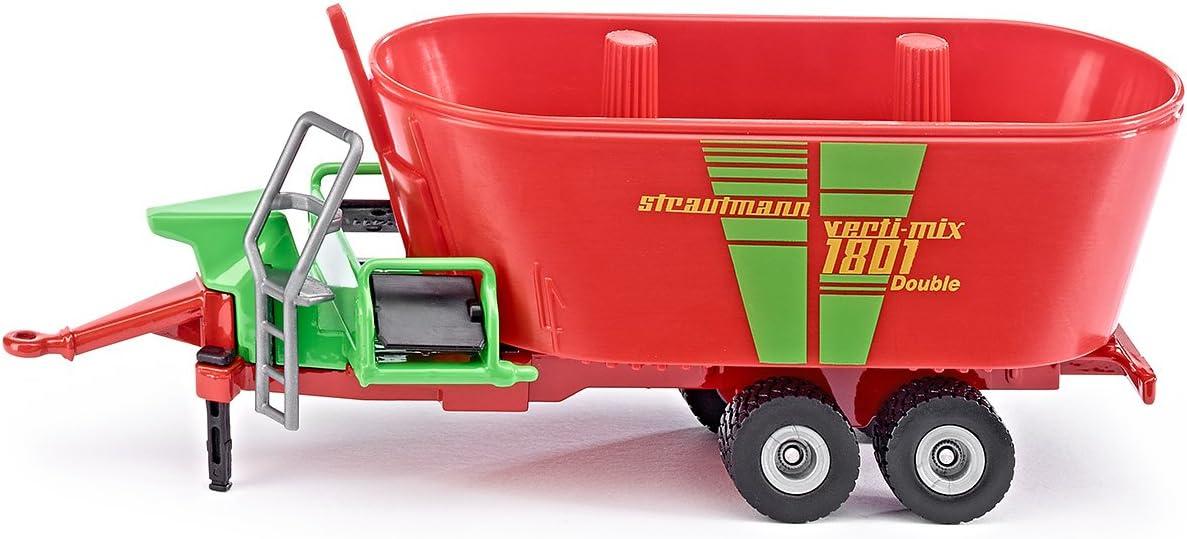 Siku 1970 Strautmann Futtermischwagen Maßstab 1:50 Modellfahrzeug NEU °