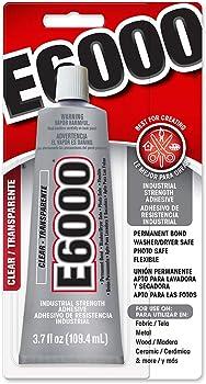 E6000 Paintable Non-Flammable Paper Glue