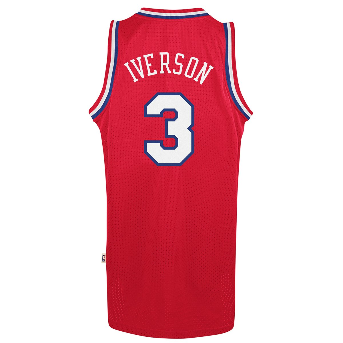 f49439d01a82 Amazon.com   2002-03 Allen Iverson ADIDAS Philadelphia 76ers Soul Swingman  Red Jersey Men s   Sports   Outdoors