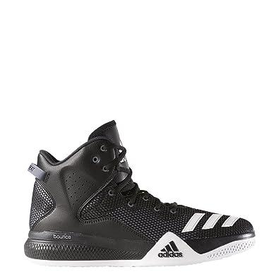 adidas i dt bball metà j pattinare scarpa con lo skateboard
