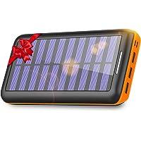KEDRON Powerbank, 24000mAh Externer Akku mit 2 Eingangsports und 3 Ausgang USB Tragbare Ladegerät Power Bank für Das Tablette, Android/IOS Phone und andere Smartphones/Handys
