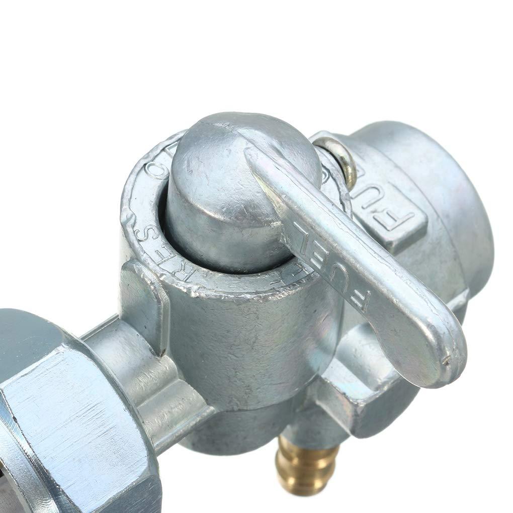 Lorsoul Benzinhahn Ventil Kraftstofftank wechseln /Öl wechseln Ersatz f/ür Kawasaki f/ür Kawasaki KZ900 KZ1000