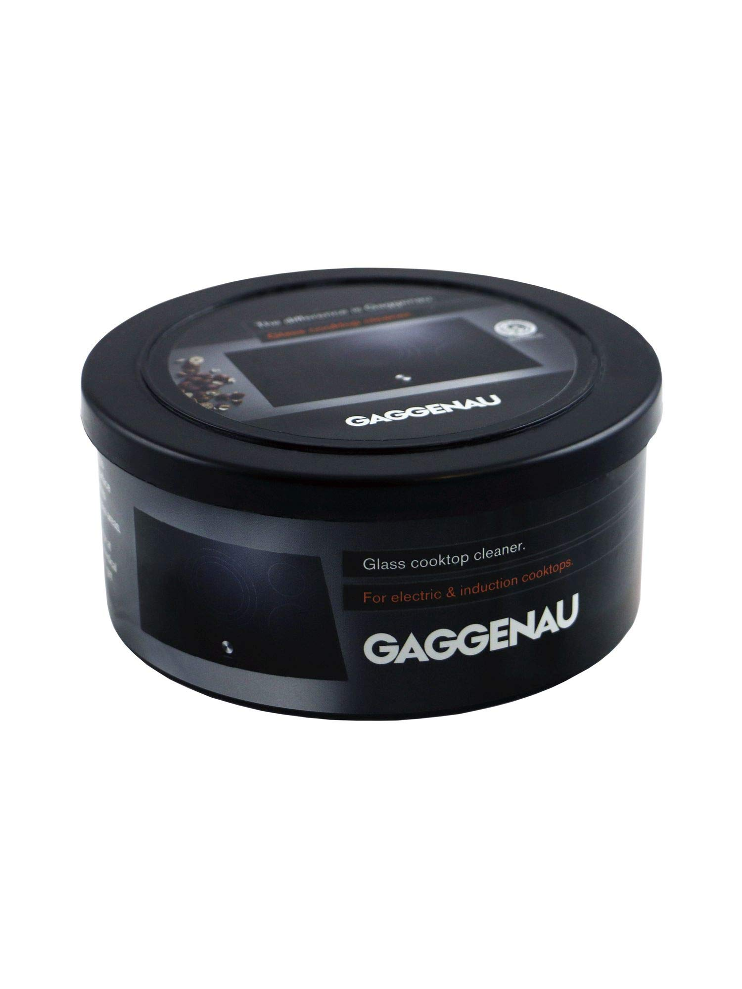 Gaggenau 12010032 Glass Cooktop Cleaner For electric & induction cooktops Set of Two 12-ounce tubs by Gaggenau