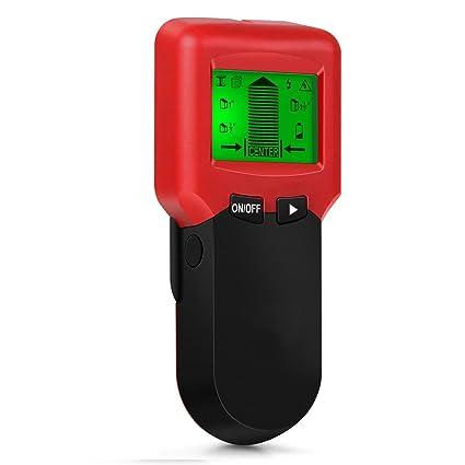 CTlite Detector de metales de perno de botón 3 en 1 de metal AC con sensor