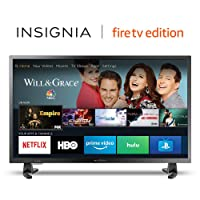 Insignia 32-in Class LED 720p Smart HDTV Fire TV Edition Deals