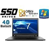 "NOTEBOOK LENOVO 300-17ISK - 8GB RAM - 256GB SSD - WINDOWS 7 PRO - DVD+/-RW - 44cm (17.3"" LED TFT) DISPLAY"