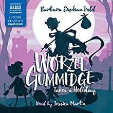 Worzel Gummidge Takes a Holiday Audiobook by Barbara Euphan Todd Narrated by Jessica Martin