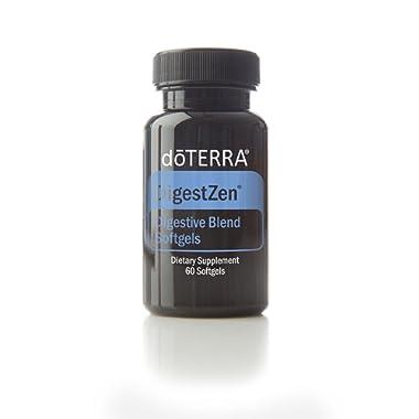 doTERRA DigestZen Essential Oil Digestive Blend 60 Softgels