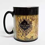 Harry Potter inspired Marauders map morphing mug color changing 11 oz ceramic mug by caseOrama