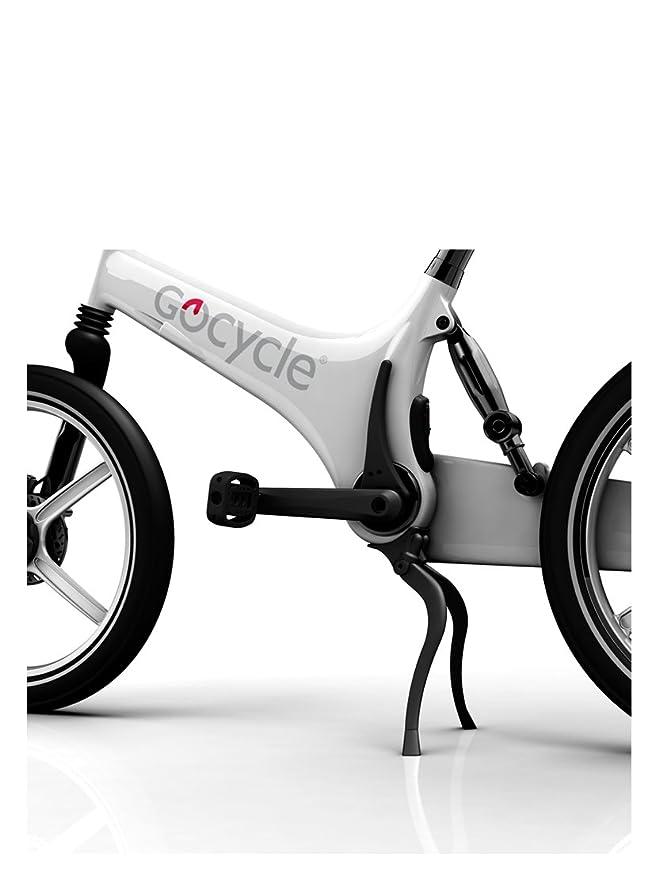Base Pack GOCYCLE G3. Incluye: Pata de cabra, soporte de plegado y antirrobo.: Amazon.es: Deportes y aire libre