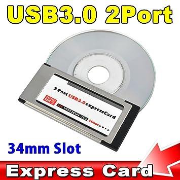 Amazon.com: tehner (TM) PCI Express Tarjeta ExpressCard a ...