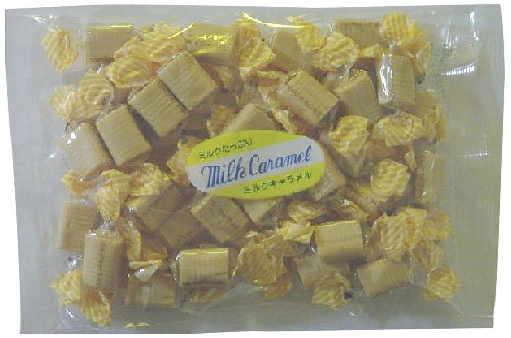 NichiKuni leche de confiter?a de caramelo bolsas 300gX13: Amazon.es ...