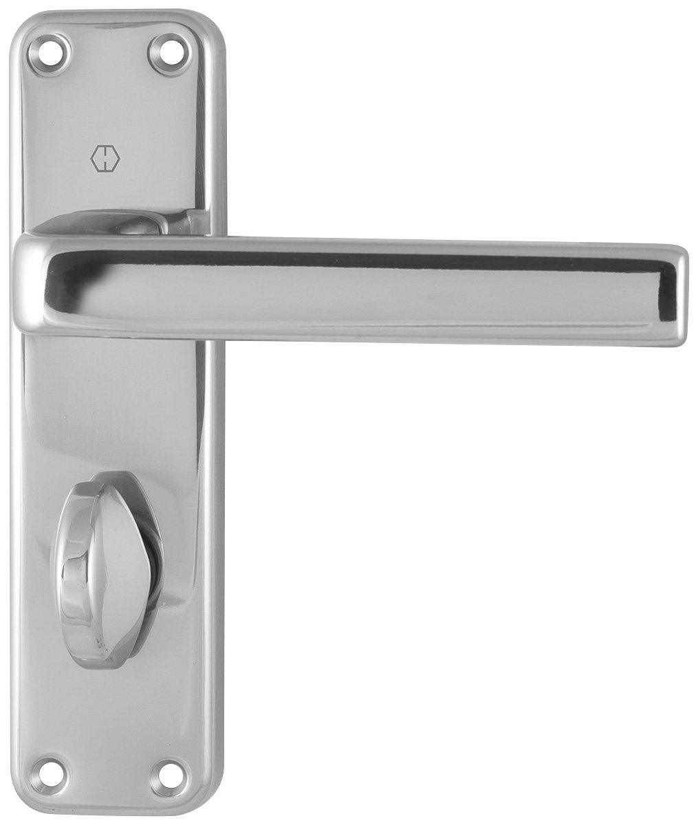 Sensational Hoppe Dublin 1124 267 87142490 Bathroom Privacy Lever Interior Design Ideas Ghosoteloinfo