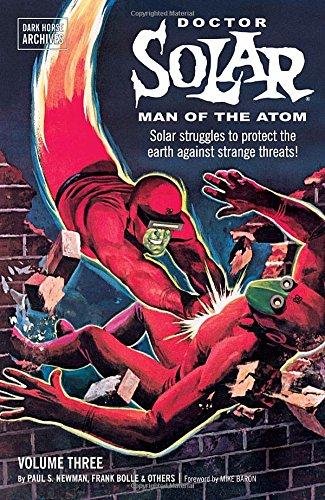 Doctor Solar, Man of the Atom Archives Volume 3 (v. - Bolle Australia