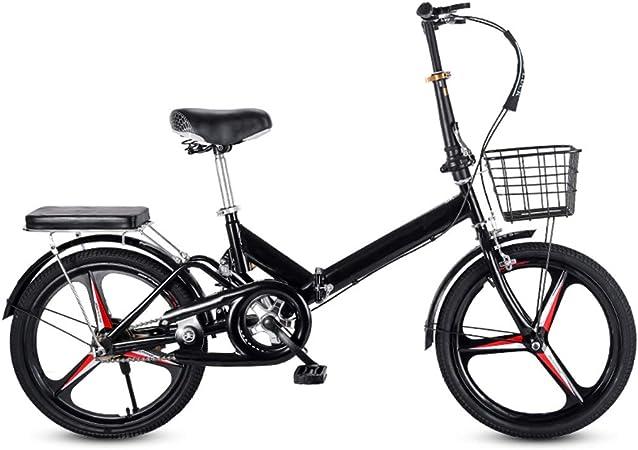 Bici Urbana Bici Plegable De Peso Ligero De 20 Pulgadas De Ruedas Playa Del Crucero De