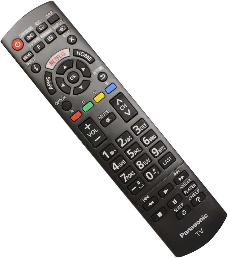 Panasonic N2QAYB001013 Remote