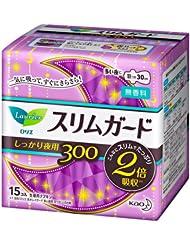 日亚:花王卫生巾瞬吸轻薄零触感夜用护翼30cm15片 会员价305日元,约¥18